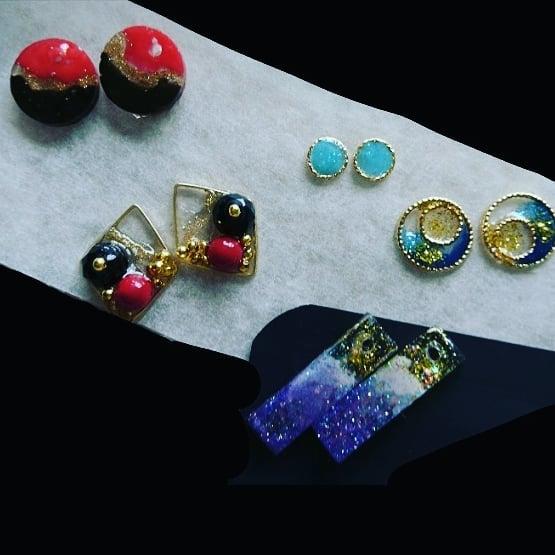 #resin#resinjewelry#Japanesemodern#miyabi #雅